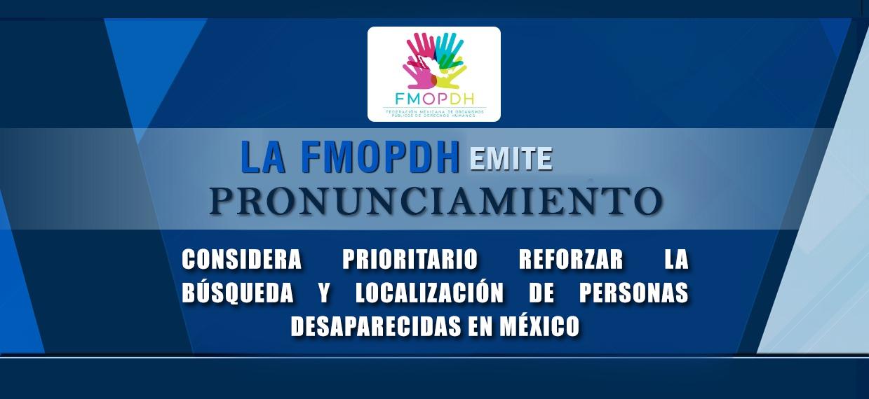 pronunciamiento-FMOPDH-14.05.2020